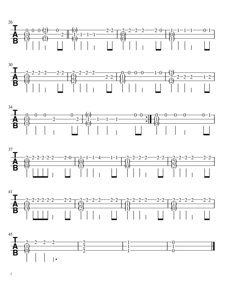 strumstick chords – The Wiz\'