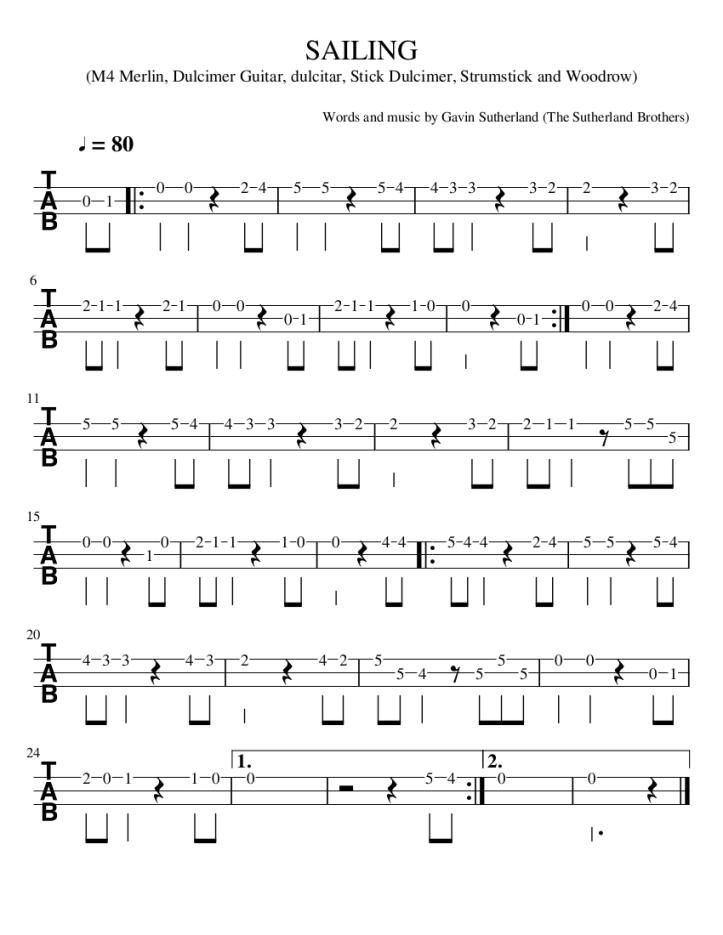 Strumstick Chords The Wiz