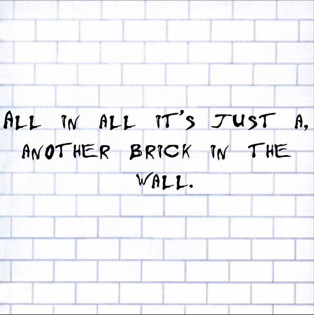 Tabs Another Brick In The Wall P2 The Wiz